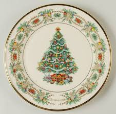 Lenox Christmas Trees Around The World America