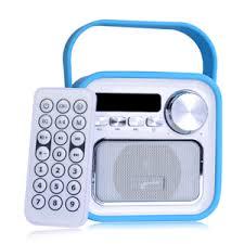 radio für badezimmer lautsprecher grün blau vintage retro