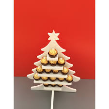 Ferrero Rocher Christmas Tree 150g by 20 Ferrero Rocher Christmas Tree Box 28 Leanin Tree