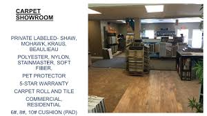 Kraus Carpet Tile Maintenance by Earthstones Flooring America Skypark Drive Redding Ca New
