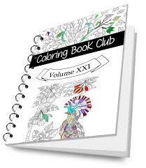 Get A New Coloring Ebook Each Week