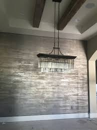Metallic Tile Effect Wallpaper by 20 Accent Wall Ideas You U0027ll Surely Wish To Try This At Home