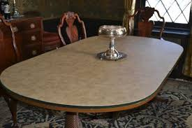 Dining Table Pads Throughout Custom Made Room Pad Protector Top Quality Decorations 1