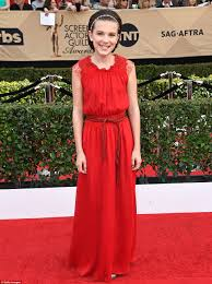 Hit The Floor Cast Member Dies by Sag Awards Millie Bobby Brown Leads Stranger Things Cast Daily