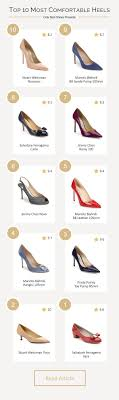 What are the most fortable high heels for wide feet Quora