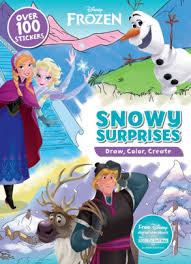 Disney Frozen Snow Surprises