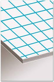 kapa fix platte weiß 10 mm stark 12 stück karton