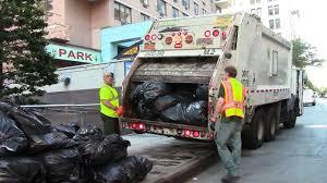 100 Sanitation Truck DSNY New Yorks Garbage S YouTube