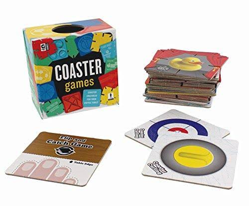 Coaster Games - 30 Uniquely Challenging Party Coasters