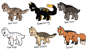 warrior cat warrior cats adopts free by thepotato on deviantart