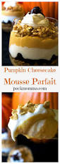 Pumpkin Mousse Trifle by Pumpkin Cheesecake Mousse Parfait Pack Momma