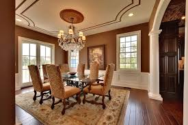15 Tuscan Dining Room Image Of For Large Spaces