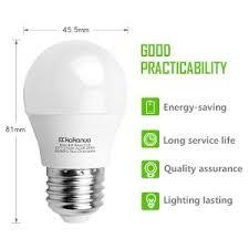 a15 led bulb 40watts incandescent bulb equivalent kakanuo g45