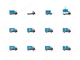 Truck And Transportation Duotone Icons On White Background. — Stock ... Transport Truck And Car On The Road In Iceland Stock Video Footage Vector Trailer Cargo Container Shipping Photo Gallery What Lift N Shift Do Crane Truck And Transportation Temco Delivery Icon Ring Border Art Highway At Sunset Transportation Background Fleet Gadgets Uab Refta News Part 2 Cuban Means Of Old American Passenger A Otto Logistics Solid Waste Hauling Trash Getty