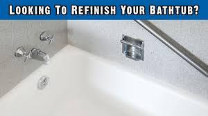 bathtub reglazing massachusetts miracle method of ma youtube