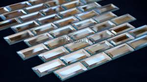 12x12 Mirror Tiles Bulk by Small Beveled Mirror Squares Vanity Decoration