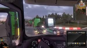 Euro Truck Simulator 2 - Multiplayer Crazy Physics | Euro Truck ...