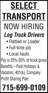 Log Truck Drivers, Select Transport Hours Of Service Wikipedia Switchingfrompapertoelogstruckjobs Alltruckjobscom Commercial Truck Driving And Diabetes Can You Become Driver Siberia Roads Compilation Drivers In Russia Youtube Log Drivers Need Best 2018 Jobs The Ritter Companies Laurel Md Cattle Hauling Truck Driver Jobs Full Time Pittack Logging Bovey Mn Crushed By Frontend Loader Mill Yard National Job Posting In Motion Outtake 2005 Ginaf X32s 64 Into Reverse