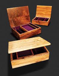 Pure Simple Jewelry Box