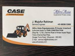 Afro Asia Equipment Private Limited - Construction Equipment Dealers ...