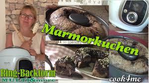 marmorkuchen kuchen desserts aus der cook 4 me krups