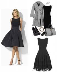 modest little black dresses cocktail dresses 2016