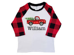 Boy Christmas Shirt Red Truck Christmas Tree Dog Personalized ... Truck Treeshirt Madera Outdoor 3d All Over Printed Shirts For Men Women Monkstars Inc Driver Tshirts And Hoodies I Love Apparel Christmas Shorts Ford Trucks Ringer Mans Best Friend Adult Tee That Go Little Boys Big Red Garbage Raglan Tshirt Tow By Spreadshirt American Mens Waffle Thermal Fire We Grew Up Praying With T High Quality Trucker Shirt Hammer Down Truckers Lorry Camo Wranglers Cute Country Girl Sassy Dixie Gift Shirt Because Badass Mother Fucker Isnt
