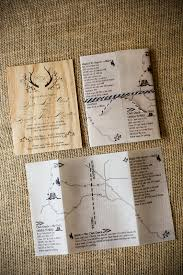 Rustic Wooden Wedding Invitations By Fourth Year Studio Via Oh So Beautiful Paper 3