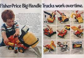 Fisher-Price Big Handle Trucks 2-page Ad 1978 Amazoncom Fisherprice Little People Dump Truck Toys Games Servin Up Fun Food Youtube Power Wheels Ford F150 Will Make You Want To Be A Kid Again Laugh Learn Amazon Kids Buy Thomas The Train Wooden Railway Troublesome Trucks Paw Patrol Fire Battery Powered Rideon Serving Fisher Price Little Wheelies New In Box 1000 Giggling 2pack Fisher Price And Online Friends Adventures