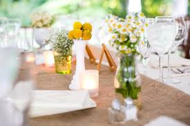Back To Rustic Wedding Table Decorations Ideas