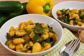 gnocchi mit zucchini und spinat katha kocht
