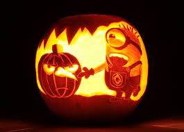 Minion Pumpkin Carving Designs by Best 25 Minion Pumpkin Ideas On Pinterest Minion Pumpkin