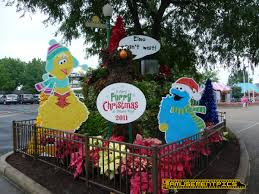 Sesame Place Halloween Parade by Sesame Place Christmas In July Preview Of Very Furry Christmas