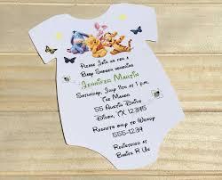 Winnie The Pooh Baby Shower by Ideas Winnie Winnie The Pooh Baby Shower Invitations For Girls The