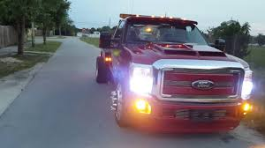 100 New Tow Trucks 2002 Ford Tow Truck Brand New Paint Job 2015 New End YouTube