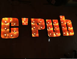 light up words and wall letter decor for sale lettter boutique ireland