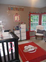 Great Ideas Of Monkey Nursery by Sock Monkey Nursery For Charlie Project Nursery