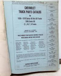 1938-1970 Chevrolet Truck Dealer Parts Catalog Book Medium Duty 11/2 ... Gabrielli Truck Sales 10 Locations In The Greater New York Area New 2008 Cat C12 Truck Engine For Sale In Fl 1123 Used 2003 Mack Ami 335 W Jake 1660 Cadian Military Pattern Truck Wikipedia Kinijos Foton Parts 4110001883 Droselini Kabeli Gamintojai Paul Masse Chevrolet South Wakefield Ri A County And Detroit Engines 1996 Ford 83l Stock P550 Engine Assys Tpi China Peb Auto Bearing M1264810 Manufacturer 2005 Mercedesbenz Om924 La 1118 Contractors Hot Line 0910