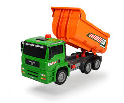Air Pump Dump Truck - Construction - Themes - Shop.dickietoys.de