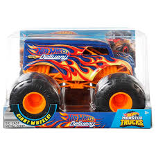 100 Monster Truck Decorations Hot Wheels 124 Scale Dairy Delivery