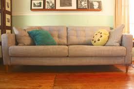 karlstad sofa gets retro update ikea hackers ikea hackers