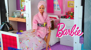 Barbie House Bedroom Morning Routine Expectations Vs Reality Doll