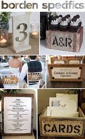 Rustic Wedding Decor Giveaway
