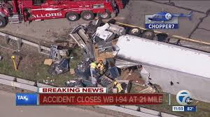 Semi Accident Closes Westbound I-94 At 21 Mile Road - YouTube Truck Stops Near Me Trucker Path Pilot Template A 605 Scs Softwares Blog Oregon An Ode To Trucks An Rv Howto For Staying At Them Girl Gurnee Il Semi Truck Accident Original Video Youtube 100 Million I94 Cstruction Project Should Start This Summer In Stop Oasis Bismarck Nd America Stock Photos Images Truckers Say Eld Mandate Has Lowered Their Salary And Quality Of Country Singer Neil Mccoy Makes Unexpected Stop Fargo News Hm Pasties Food Today Petrol Station Locations Allied Petroleum