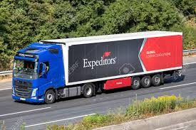 100 Expeditor Truck S On Motorway S Is A Global Logistics