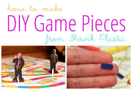 DIY Game Pieces