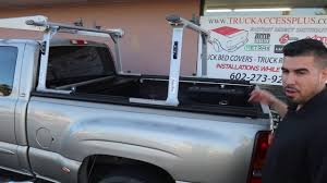 Retrax Truck Bed Cover & Thule TracRac SR - YouTube Top Your Pickup With A Tonneau Cover Gmc Life Hamilton Double Cab Airplex Auto Accsories Amp Research Official Home Of Powerstep Bedstep Bedstep2 Gatortrax Retractable Review On 2012 Ford F150 Retraxone Mx Trrac Sr Truck Bed Ladder Hero Jeep Van Rources Roller Lids Sport Covers Alinium Sliding Lid Retraxpro