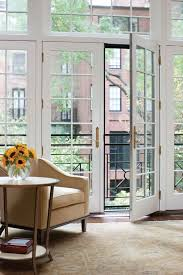 Andersen Outswing French Patio Doors by Renewal By Andersen Door Spotlight Hinged French Patio Doors