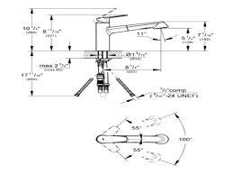 Kohler Fairfax Kitchen Faucet Diagram by Kohler Kitchen Sink Parts Sink Faucet Parts Replacement Parts