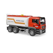 Bruder MAN TGS Petrol Tank Truck - Jadrem Toys